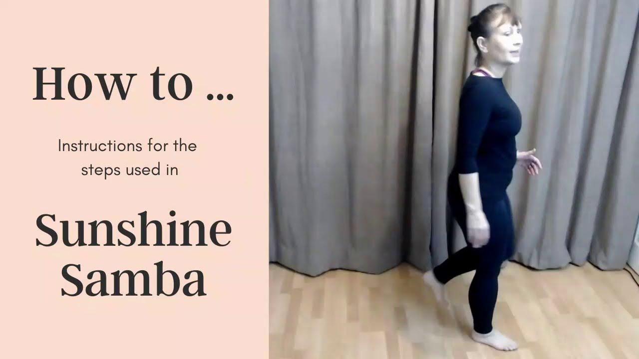 Sunshine Samba - from Latin DanceFit with Kim