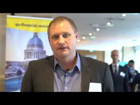 Video interview: Paul Wilford, QA Architect, Platform Services Group Lead, Hiscox Insurance