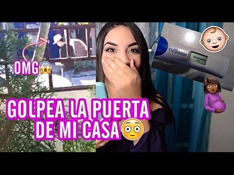 Broma a mi EX con letra de canción (ESTOY EMBARAZADA) SALE MAL / Kimberly Loaiza