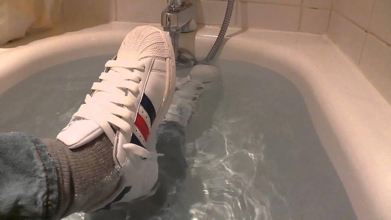 dans la baignoire adidas superstar su youtube