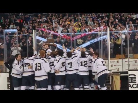 Malden Catholic Hockey Parade 2016