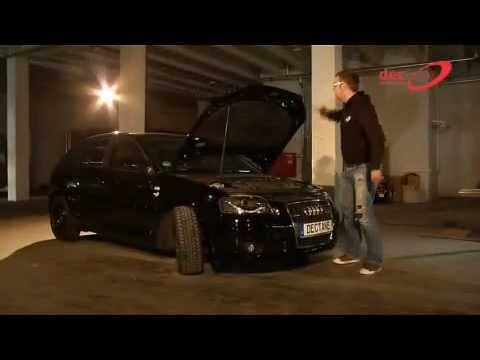 Montaż Dayline Reflektory Audi A3 8p 03 08 Swa11egxb Youtube