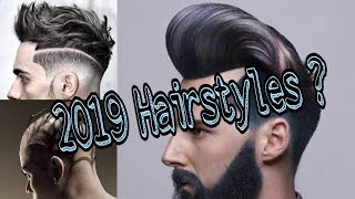 Top 10 Most Amazing Hairstyles for 2019 (MEN) Greatest Hands of Barbers!!  बाल काटना