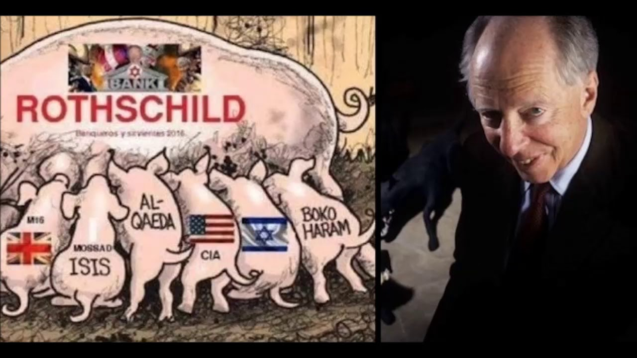Russian TV Exposes Rothschilds And Educates People About Their Power