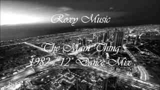 "Roxy Music-The Main Thing 12"" (HQ/Vinyl)"