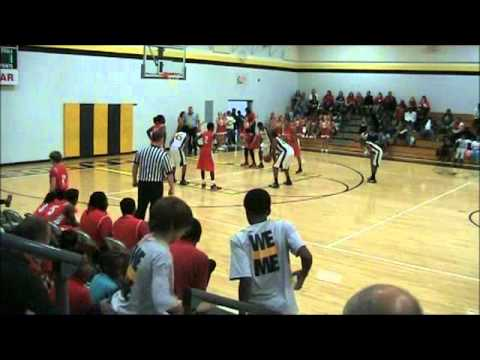 South Pemiscot High School - Dominique Hardimon - 8th Grade 2014