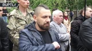 Националисты провели в Киеве митинг за отставку Авакова