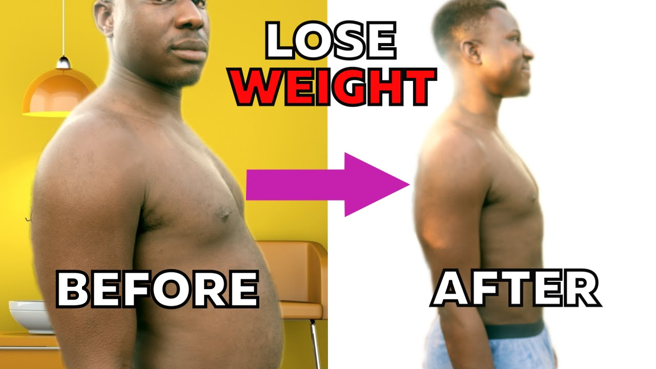 How to lose weight for football fast