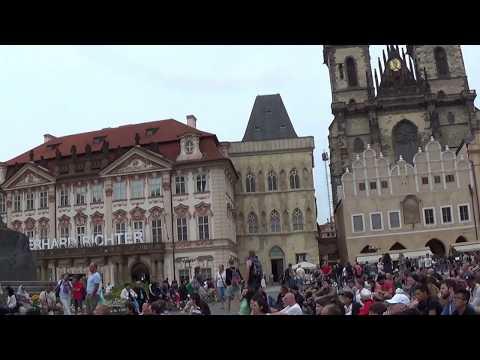 06/08/2017 - Prague Jazz Week 2017 - Czech Republic Old Town Square