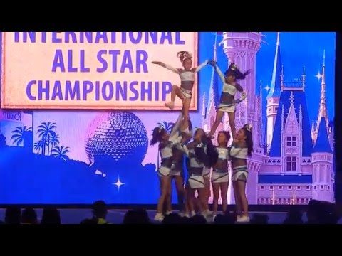 Spirit Mini Stars level 1 Uca 16 (1day) colombia - masterscheerleading