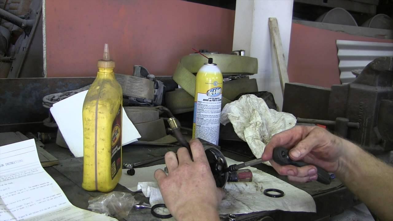 hight resolution of duramax diesel lb7 fuel filter primer repair