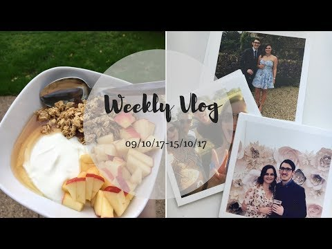 Weekly Vlog | Finally Getting Properly On Plan!