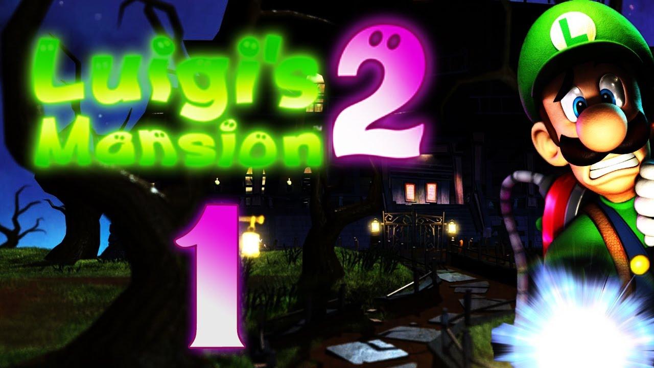 Let S Play Luigis Mansion 2 Part 1 Der Neue Schreckweg 09 15