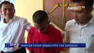 Sakit Hati Diputusi, Pemuda di Jambi Sebar Foto Bugil Mantan Pacar