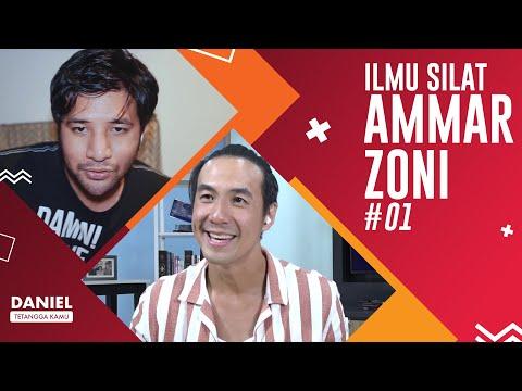 Datang Ke Jakarta, Ammar Zoni Perkenalkan Silat Lewat Media - Daniel Tetangga Kamu