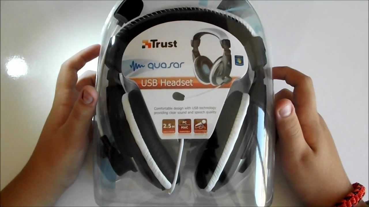 Quasar Usb Headset Treiber