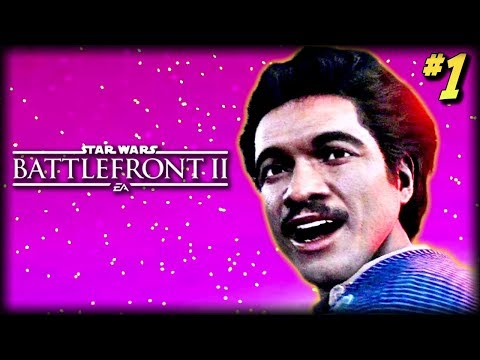 Star Wars Battlefront 2 - Funny Moments