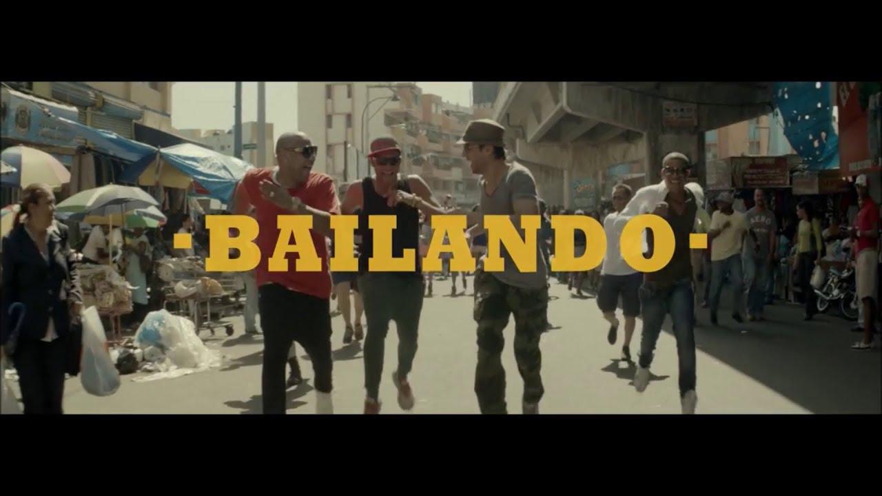 Download Enrique Iglesias - Bailando Feat. Mickael Carreira & Luan Santana Portuguese Videoclip Mix