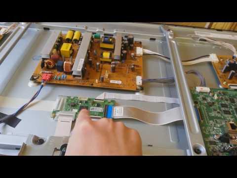 Как отремонтировать плазменный телевизор своими руками