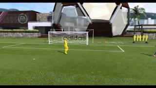 Как настроить клавиатуру и делать финты в FIFA 15