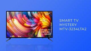огляд Smart-телевізора Mystery MTV-3234LTA2