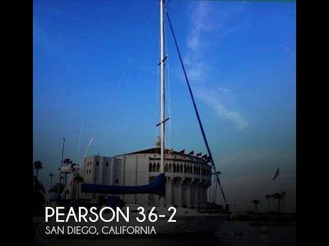 [UNAVAILABLE] Used 1986 Pearson 36-2 in San Diego, California