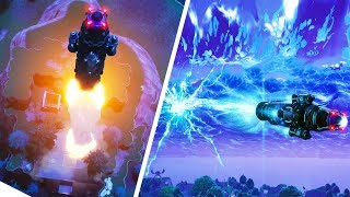 FORTNITE ROCKET LAUNCH (Full Gameplay, Reaction, Replay Mode)
