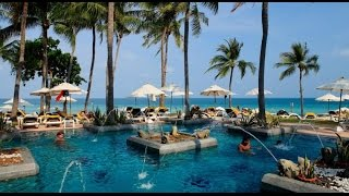 Отели Тайланда.Centara Grand Beach Resort Samui 5*.Чавенг Бич.Обзор