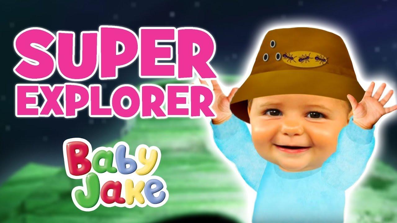 Baby Jake - Super Explorer | Full Episodes | Cartoons for ...