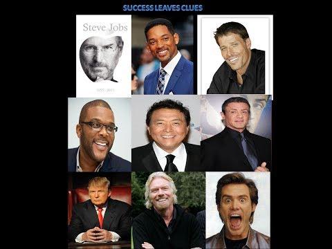 Inspirational Words:Success Video ft. Steve Jobs, Tony Robbins, Donald Trump, Jim Carrey, Will Smith
