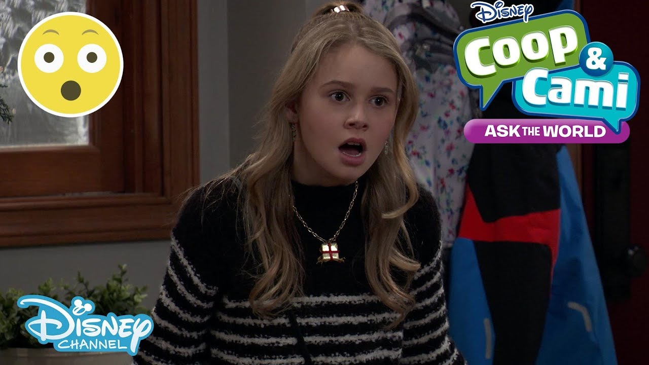 Download Coop & Cami | Christmas At the Wrathers 🎅 | Disney Channel UK