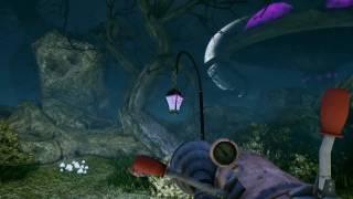 Jeklynn Heights - Innkeeper Tessie Video (Pre-Alpha Game Footage)