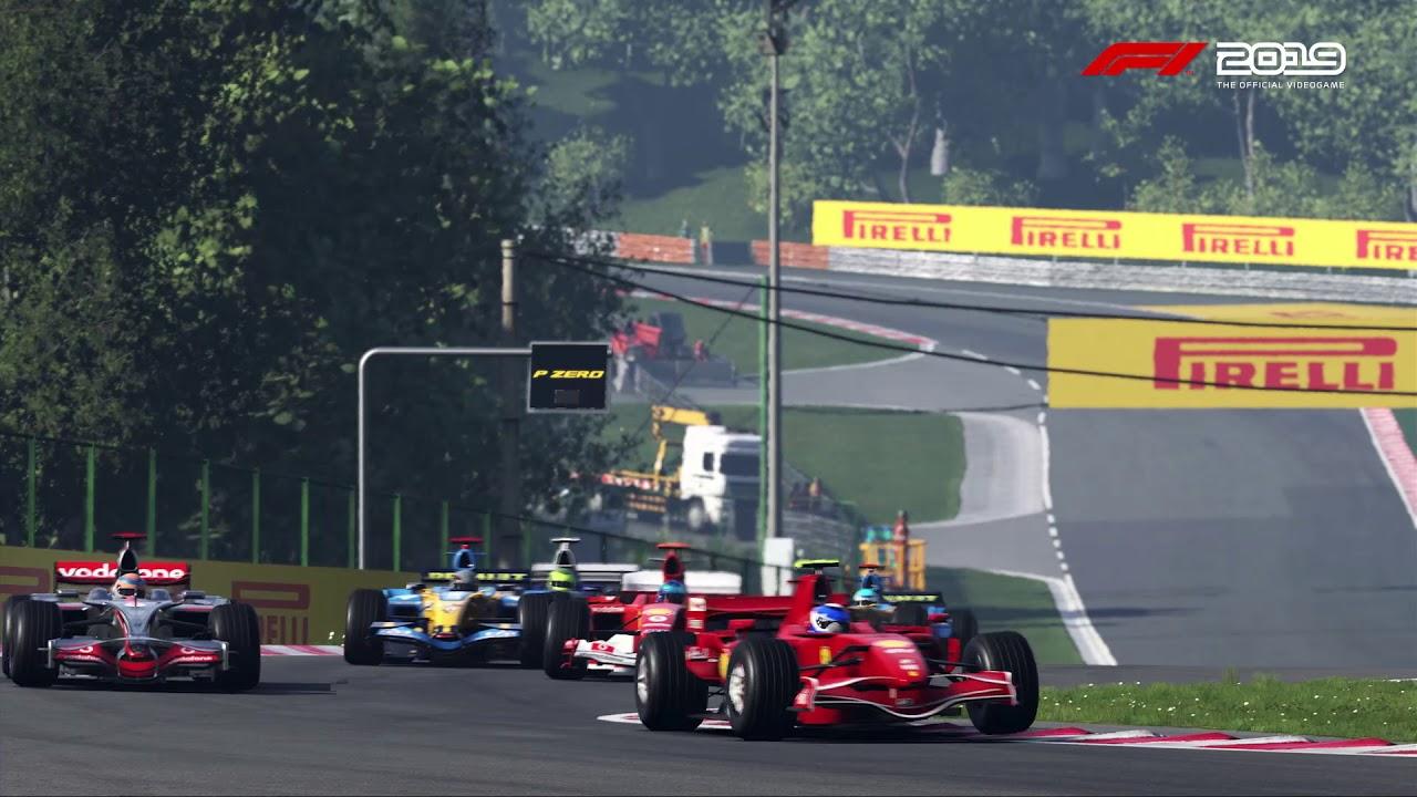 F1 2019 - Anniversary Edition PS4 - F1 2019 UK