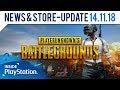 PUBG - Release-Datum bekannt gegeben | Inside PlayStation News & Store Update