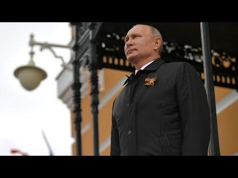 Путин и парад. Как прошло 9 мая в России