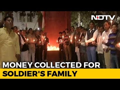 Village In Delhi Raises Funds For Children Of Soldiers Killed In Pulwama