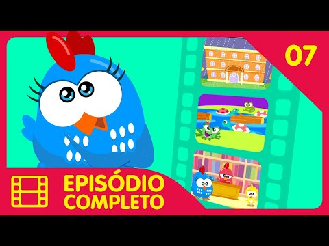 Galinha Pintadinha Mini - Episdio 07 Completo - 12 min