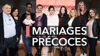 Download Mariage précoce : à peine majeurs... et déjà mariés ! - Ça commence aujourd'hui Mp3 and Videos