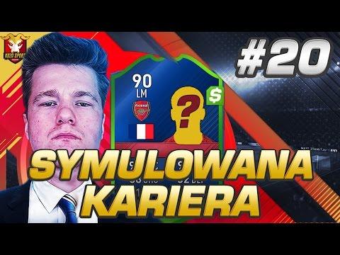 WIELKI TRANSFER NA START W ARSENALU!!! SYMULOWANA KARIERA MENADŻERA W FIFA 17 odc.20