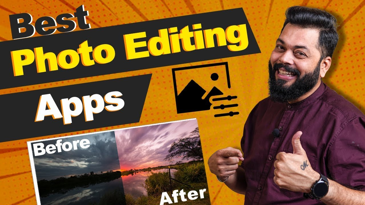 Top 5 Best Photo Editing Apps For Android April 2020 Youtube