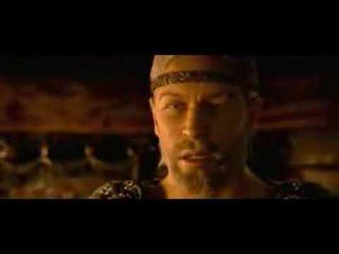 Trailer do filme A Lenda de Beowulf