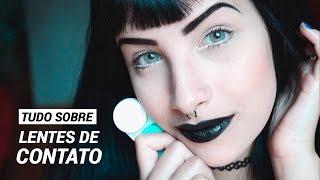 COMO COLOCAR E RETIRAR LENTES DE CONTATO + CUIDADOS E DICAS thumbnail