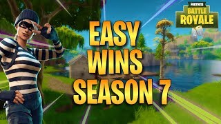 Solid Gold Duos est EASY To Get WINS In Fortnite Saison 7
