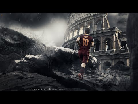 Francesco Totti - The Legend continues... - Amazing Goals, Skills, Passes, Assists - 2016 - HD