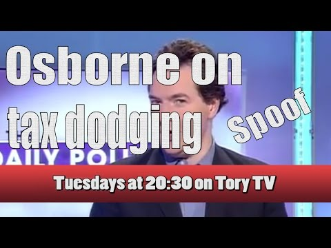 George Osborne's tax dodging tips