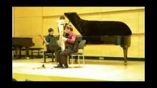 SoNotas for Tuba and Piano - Francisco Loreto