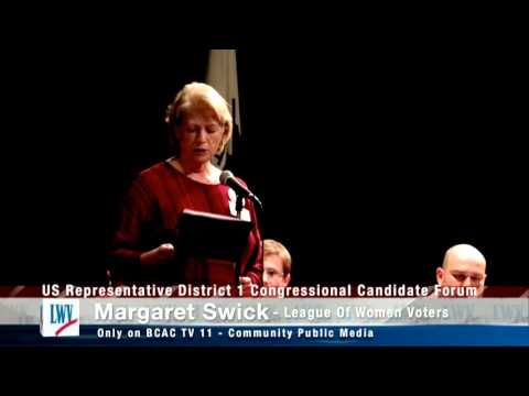 US Representatives District 1 Congressional Forum - May 3, 2016
