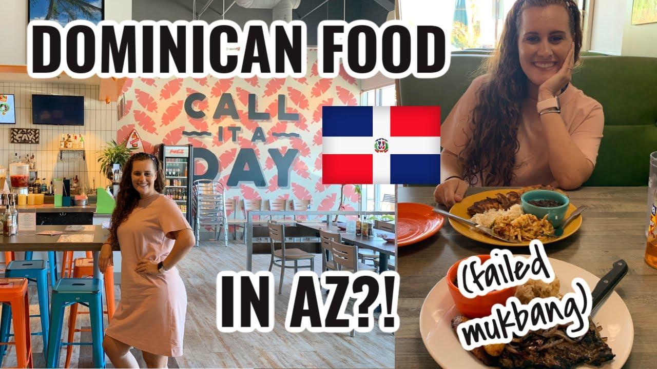 BEST Caribbean Restaurants in Arizona / Vlog with Dominican Husband