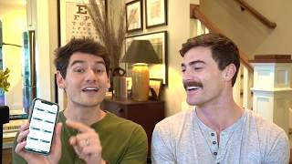 Things Straight People Say To Gay Guys  Gay Stereotypes  Gay Couple  PJ amp; Thomas