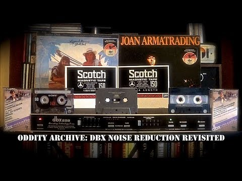 Oddity Archive: Episode 164 – DBX Noise Reduction Revisited